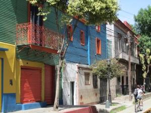 La Boca, Caminito, Buenos Aires