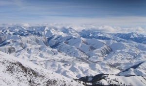 Bald Mountain, Sun Valley, Idaho