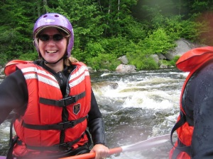 White Water Rafting in Lake George, NY