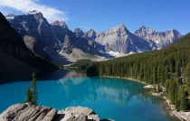 Moraine Lake, Alberta